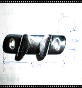 Cable Bow Chock Stainless Steel for Yacht pictures & photos