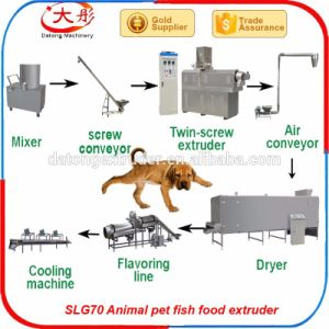 Animal Pet Food Extruder Machine pictures & photos