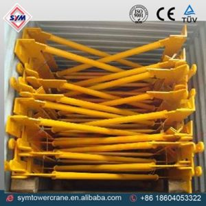 Mechinery Manufacturer Tower Crane Mast Section pictures & photos