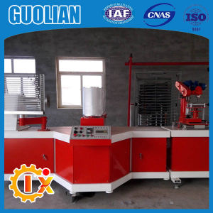 Gl-200 Power Saving Mini Paper Core Making Machine Video pictures & photos