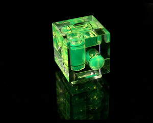 Triple-Axis Hot Shoe Camera Spirit Level Vial pictures & photos
