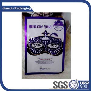Disposable Plastic Peel-off Mask Packaging Bag pictures & photos