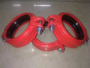 FM Approved Rigid Coupling for Grooved Pipe pictures & photos