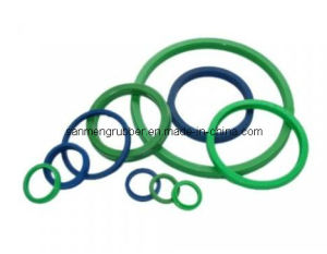 FKM/Viton O Rings in Green or Black/Silicone , NBR, SBR Rings pictures & photos