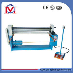 China Manufacturer Electric Metal Sheet Slip Rolling Machine (ESR-1300X1.5E) pictures & photos