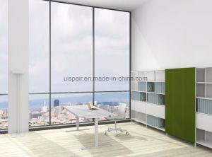 Uispair Decorative Space Partititon Newspaper Magazine Rack Bookcase pictures & photos