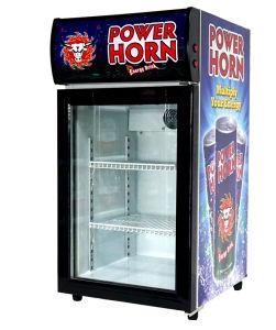 Counter Top Display Refrigerator Display Cooler/Mini Display Cooler pictures & photos