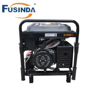 5kw/5kVA Electric Power 220/380V Electric Gasoline Generator with Ce, M6500e pictures & photos
