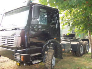Special Vehicle/HOWO 6X6 Go-Anywhere Vehicle