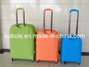 New! Cheaper PC Luggage Set, PC Zipper Trolley (PPL05-PC-C20/24/28) pictures & photos