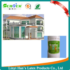 Water-Based Emulsion Paint for Exterior Acrylic Wall Emulsion Paint pictures & photos