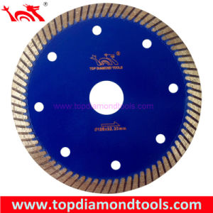 Sintered Fine Turbo Diamond Cutting Disc pictures & photos