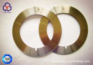 Upper Slitter in Aluminum Foil Cutting Blade pictures & photos