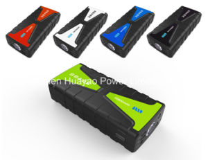 800A Peak 16800mAh Portable Car Jump Starter, Emergency Battery Booster Pack pictures & photos