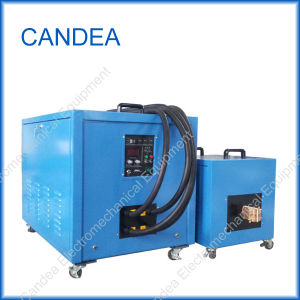 Energy Saving Induction Heating Quenching Machine Metal Hardening 80kw 30-80kHz
