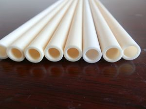 High Purity Alumina Tube (Both ends open) pictures & photos