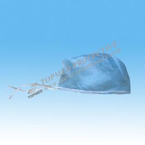 Disposable Non Woven Surgical Cap pictures & photos
