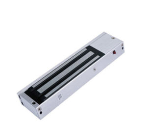 Single Door Electromagnetic Lock 700lbs (320KG) with LED Indicator pictures & photos