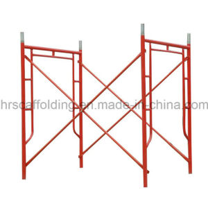 Mason Frame System Scaffolding Best Sale pictures & photos