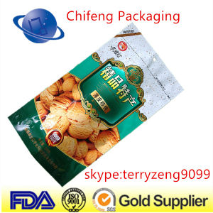 Metalized Stand up Pouch Nut Packaging Bag pictures & photos