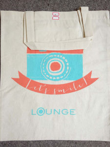 Cotton Tote Bag with Oekotex