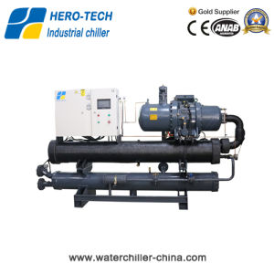 Glycol Low Temperature Water Chiller with Screw Compressor pictures & photos