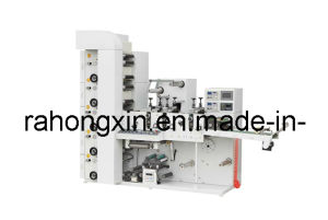 Flexographic Printing Machine with Five Uvs pictures & photos