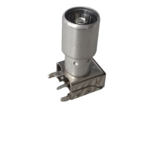 RF Terminal Video Socket RF Connector Coaxial Radio Frequency Socket RF-M-404-20 pictures & photos