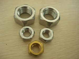 DIN934 Hex Nut pictures & photos