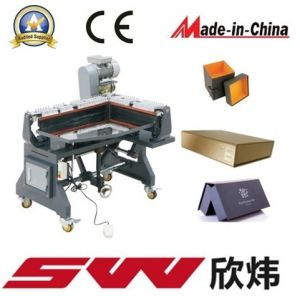 Folding in Machine for Gift Box Machine pictures & photos