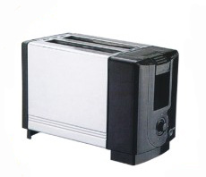 2 Slice Toaster / Black (WT-2002B)