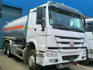 25000L Oil Sinotruk HOWO 6X4 Fuel Tanker 336 HP Fuel Tank Truck