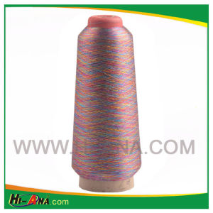 S-Type Gold / Silver Metallic Yarn pictures & photos