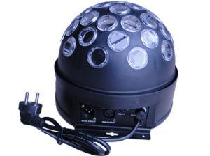 RGBW Quad LED Disco Ball Light