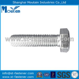 Carbon Steel Hex Bolts with Full Thread DIN933-8.8 Zinc Plated
