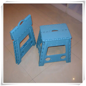 plastic portable sitting step stool for kitchen footstool vf14021