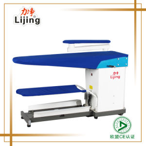 Laundry Equipment Manual Ironing Board for Laundry Shop and Hotel pictures & photos