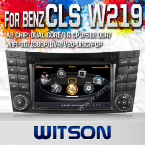 Witson Car Radio for Mercedes-Benz E-Class W211 (2002-2008) pictures & photos
