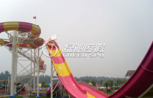 Boomerang Water Slide for Water Park pictures & photos