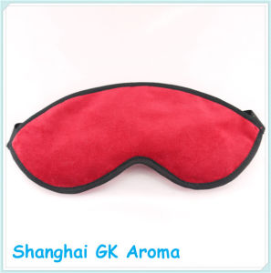 Different Colors Microwaveable Lavender Aroma Eye Mask pictures & photos