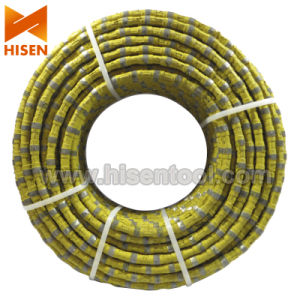 10.5mm Diamond Saw Wire for Reinforced Concrete, Steel, Shipwrecks pictures & photos