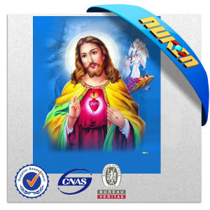 Lenticular Printing 3D Picture of Jesus Christ pictures & photos