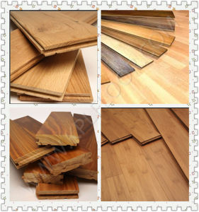 Indoor Usage and Oak Flooring Wood Flooring Type Hardwood Flooring pictures & photos