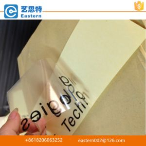 Customized Logo Printed Die Cut Vinyl Sticker pictures & photos