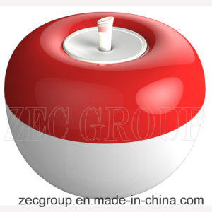 5 LED Apple Shape Red Night Light