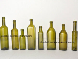 500ml Screwtop Green Glass Bottle pictures & photos