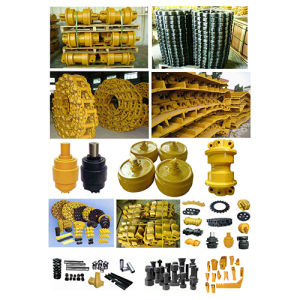 Earth Moving Komatsu Dozer Equipment Undercarriage Spare Parts pictures & photos