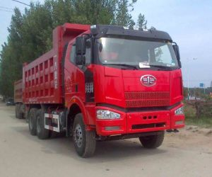 Faw Heavy Truck Faw 6*4 Dump Truck pictures & photos