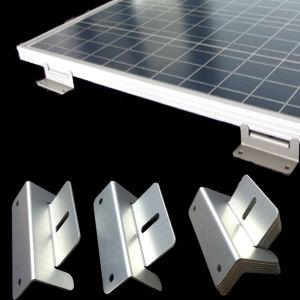 Z Shaped Metal Bracket for Motorhome Solar Mounting