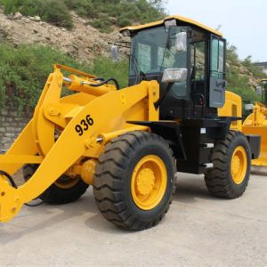 MP3.0t Hydraulic Wheel Loader with All Kinds of Implements pictures & photos